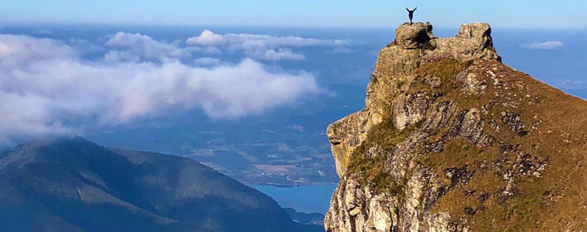 Pico Rincão Fino ou Pico do Rinoceronte