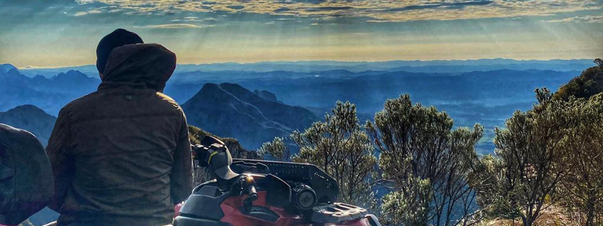 Passeios de Quadriciclo no Canion do Funil